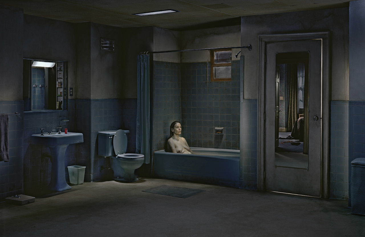 gregory crewdson beneath the roses rough dreams. Black Bedroom Furniture Sets. Home Design Ideas