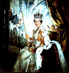 Queen Elizabeth II by Cecil Beaton