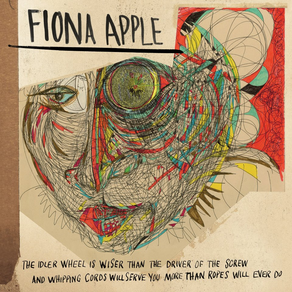 FionaApple-TheIdlercover