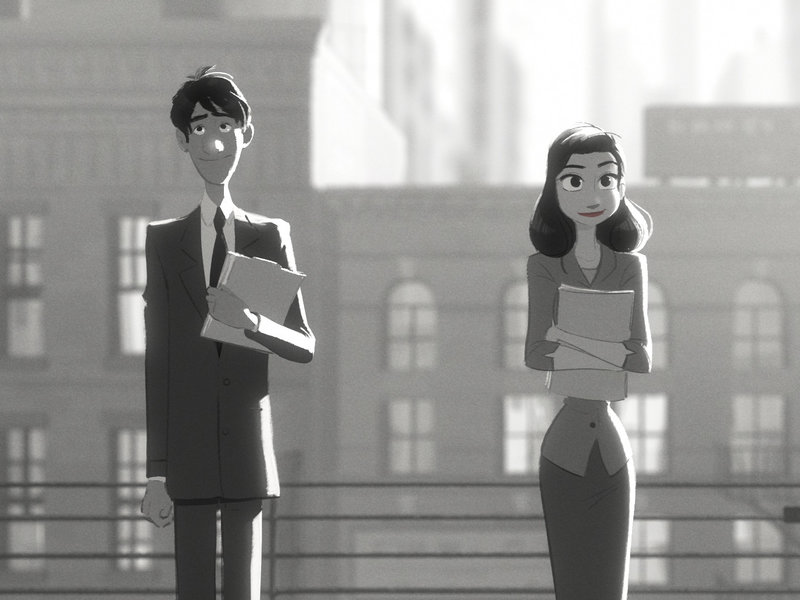 Paperman-Disney