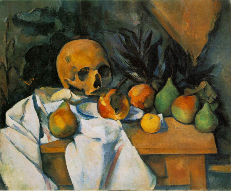 PaulCezanne-NatureMorteAuCrane