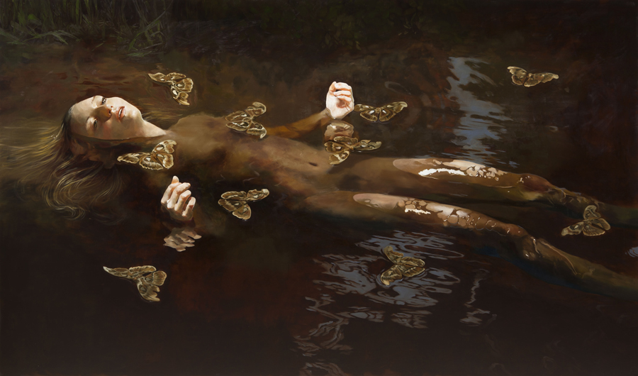 Markus Åkesson-The Passage (Ophelia), 2015