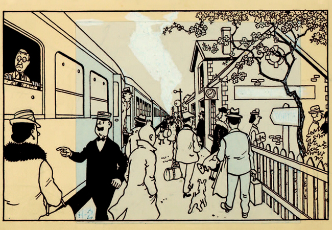 Hergé-tintin