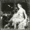 RobertLongo-Untitled (X-Ray of Bathsheba at Her Bath, 1654, After Rembrandt)